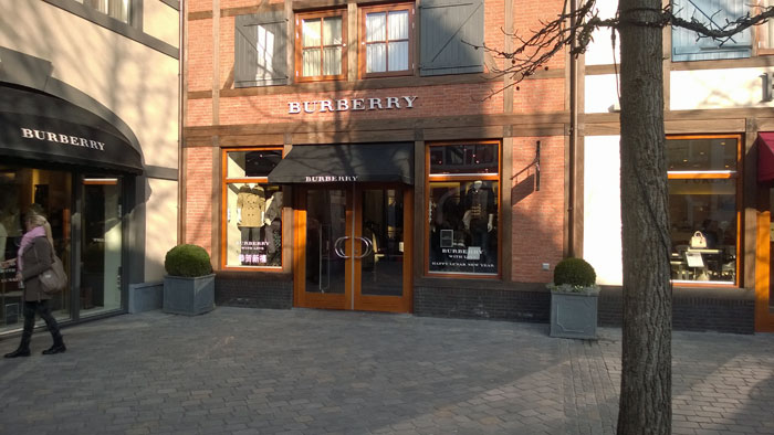 Burberry Winkel Roermond 2